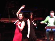 Cheryl Yong, Dawn-joy & Dr. Joshua Chan