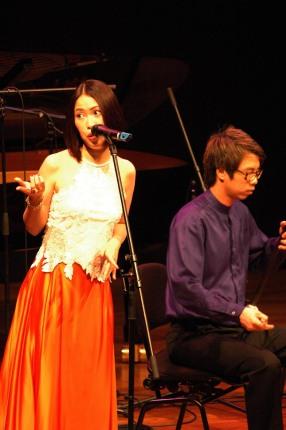 Dawn-joy & the Huqin Quartet