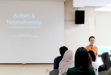 """Autism & Neurodiversity - lived-experience & the way forward. 8 March 2018"