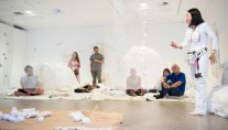 Sonata in Z, 2015, UNSW Art & Design, Australia